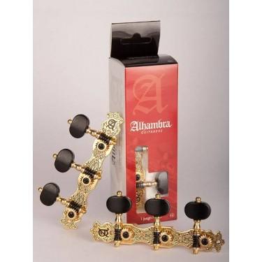 Alhambra N3 - Clavijero de guitarra clásica