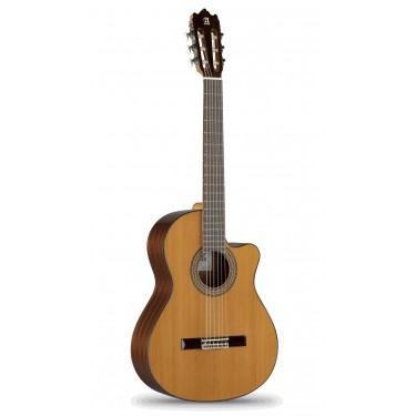 Alhambra 3CCWE1 Elektro Konzertgitarre