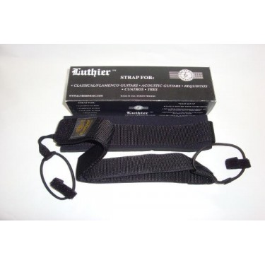 Luthier Strap - LUSTR-01 Correa de guitarra clásica y flamenca