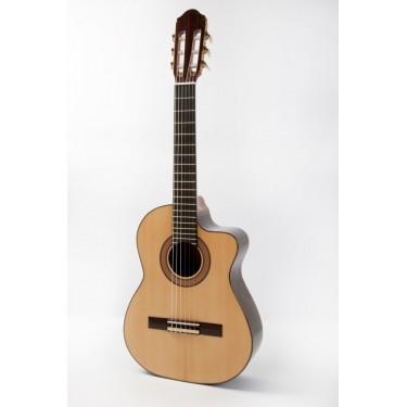 Raimundo 1498E Electro classical guitar - Requinto 1/2