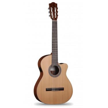 Alhambra Z Nature CW EZ Guitare Classique Electro