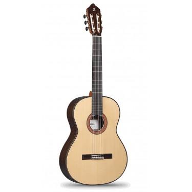 Alhambra 10FP Flamenco Gitarre Negra