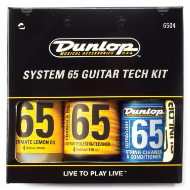 Dunlop System 6504 Guitar Tech Kit