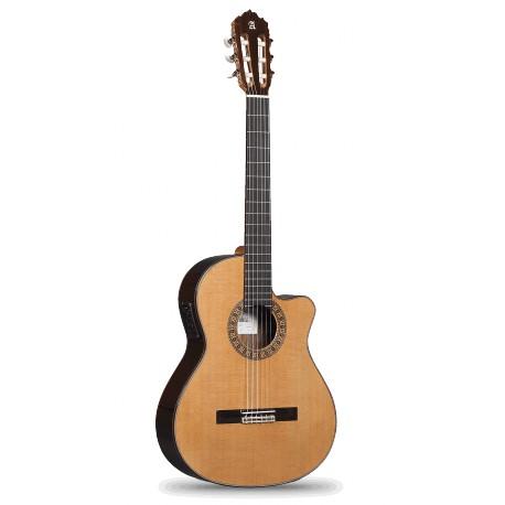 guitare alhambra 6pcwe2 guitare classique meilleurs prix pour guitares alhambra. Black Bedroom Furniture Sets. Home Design Ideas