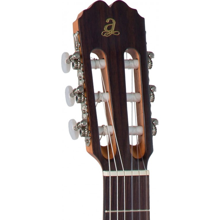 The gallery for guitarra acustica negra for Guitarra admira