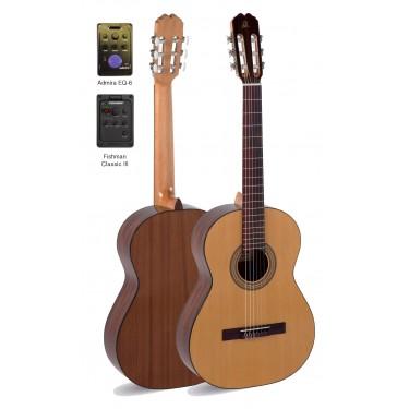 Admira JUANITA E  Elektro-Klassische Gitarre