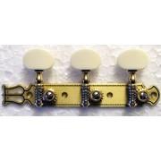 Baffin 300087B - Mécanique pour Guitare Classique