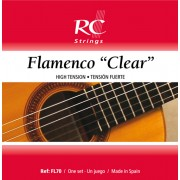 Royal Classics FL70 Flamenco guitar strings - High Tension