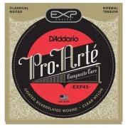 D'Addario EXP 45 Classical guitar strings Normal Tension