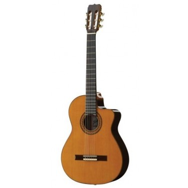 Ramirez R1CWE Guitare Classique Cutaway