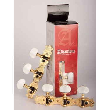 Alhambra N2 - Classical Guitar Tuning Machines