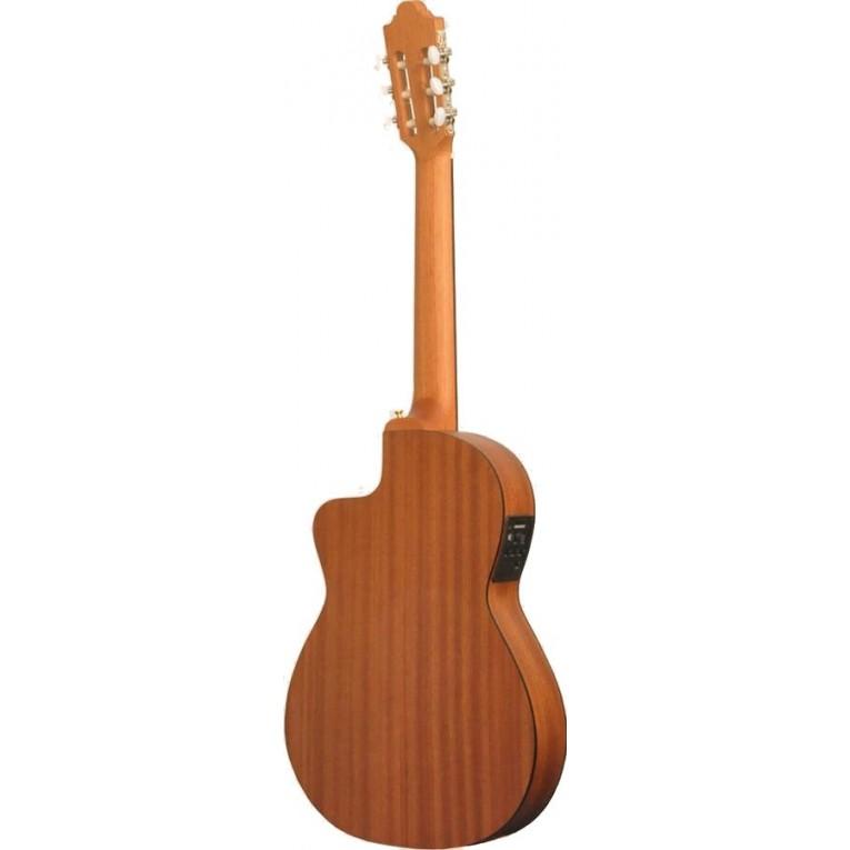 guitare camps nac1 eco guitare electro classique meilleur. Black Bedroom Furniture Sets. Home Design Ideas