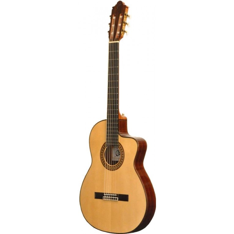 camps nac4 guitare classique electro guitar from spain. Black Bedroom Furniture Sets. Home Design Ideas