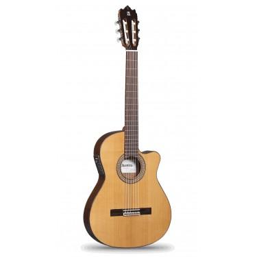 Alhambra 3CCTE1 Electro-classical guitar narrow body