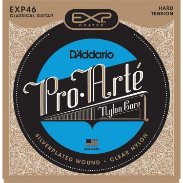 D'Addario EXP 46 Classical guitar strings Hard Tension