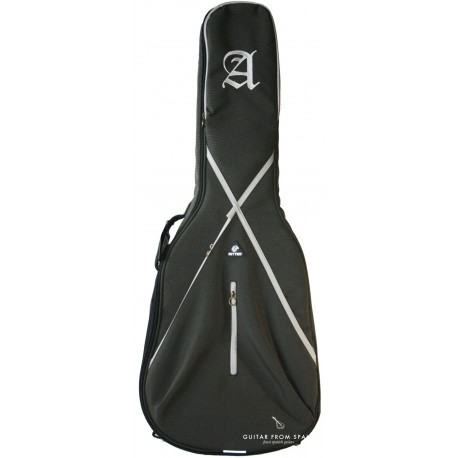 Alhambra 9537 housse guitare classique guitar from spain for Housse guitare acoustique