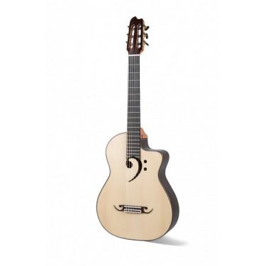 Raimundo Clave de FA-C baritone guitar