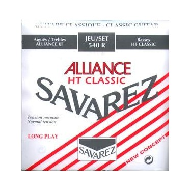 Savarez 540R Alliance HT Classic Tensión Normal