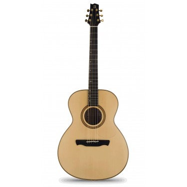 Alhambra A4 AB Acoustic Guitar