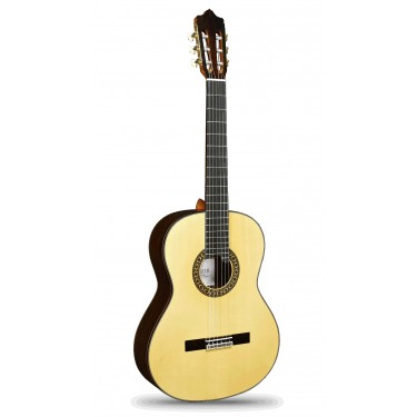 Alhambra Luthier Exotico Classical guitar