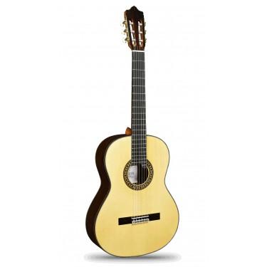 Alhambra Luthier Exotico guitare classique