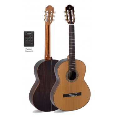 Admira A10 EF Electro-Klassische Gitarre