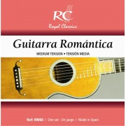 Royal Classics RM60 cordes de guitare romantique