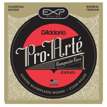 D'Addario EXP 45 Cordes de guitare classique Tension Normale