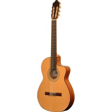 Camps NAC1 ECO Guitarra clasica electrificada caja estrecha