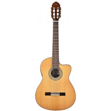 Manuel Rodriguez A CUT Guitare classique Cutaway