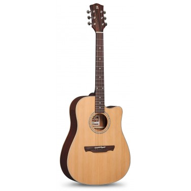 Alhambra Appalachian W100B CW Guitare acoustique