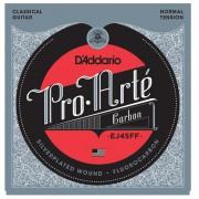 D'Addario EJ 45 FF Cordes de guitare classique Tension Normale