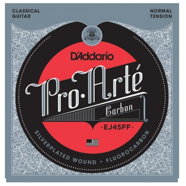 D'Addario EJ 45 FF Cuerdas de guitarra clásica Normal Tension