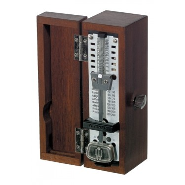 Wittner Taktell SUPER MINI 880.2 metronome in solid wood