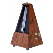 Wittner 818 Metronome with Bell in Oak Wittner 818 tuners and metronomes