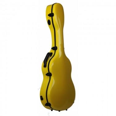 Cibeles C200.008FG-AM Klassische Gitarrenkoffer mit hygrometer