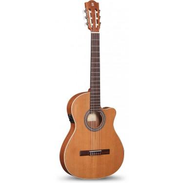 Alhambra Z Nature CT EZ Guitare Classique Electro corps fin