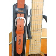 Acoustic and electric guitar strap Paco Lopez PLE-01P