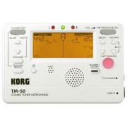 Korg TM50 Combo Gitarren-Tuner und Metronom