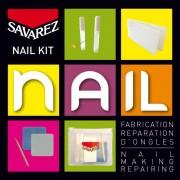 Savarez Nail Kit S-1 Fabricación y reparación de uñas