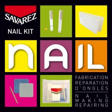Savarez Nail Kit S-1 Nagel machen und reparieren