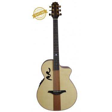 Manuel Rodriguez Acoustic MR Sapele Akustische Gitarre