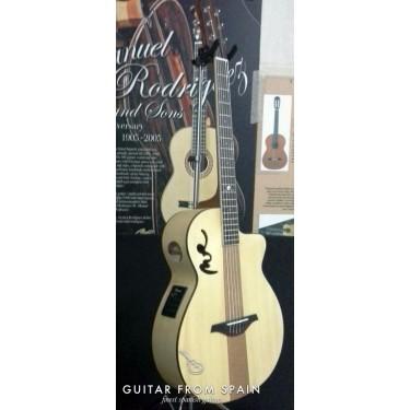 Manuel Rodriguez Acoustic MR Arce guitarra acústica