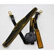 Classical and flamenco guitar strap Paco Lopez PLC12