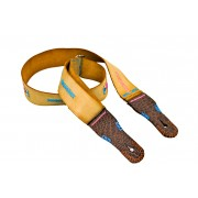 guitar strap Paco Lopez PLE-04 for acoustic and electric guitar