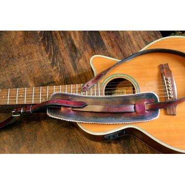 Sangle de guitare acoustique et électrique Paco Lopez PLJ-03