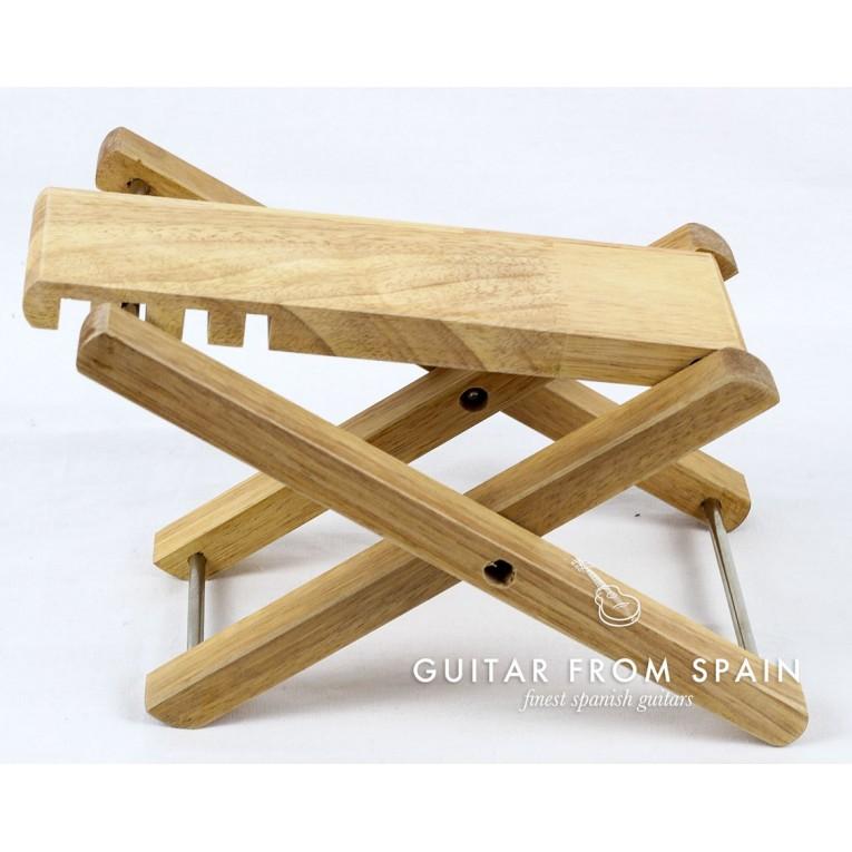 repose pieds en bois pour guitaristes cibeles a vendre. Black Bedroom Furniture Sets. Home Design Ideas