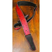 guitar strap Paco Lopez PLE-20 for Acoustic and electric guitar