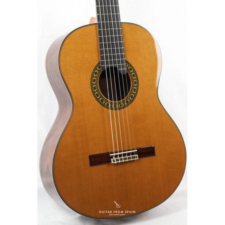 Guitarra alhambra luthier exotico los mejores precios en for Guitarras de luthier