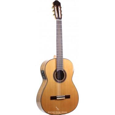 Raimundo 120E Electro-classical guitar